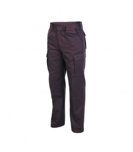 PANTALON ALGODON MARRON