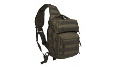 BANDOLERA MOCHILA ASSAULT TACTICAL 1 ASA 10L VERDE