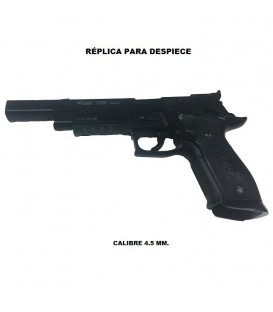 PISTOLA SIG SAUER P226 X-FIVE OPEN CO2 CAL 4.5 MM