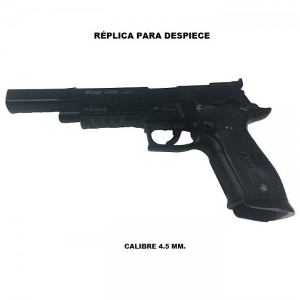 LIQUIDACION PISTOLA SIG SAUER P226 X-FIVE OPEN CO2 CAL 4.5 MM