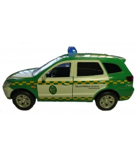 COCHE DE JUGUETE GUARDIA CIVIL TRAFICO