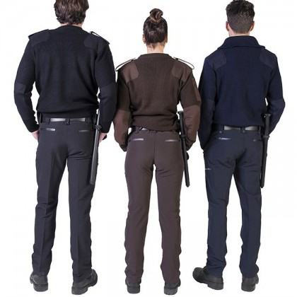 PANTALON SOFTSHELL SECURITY