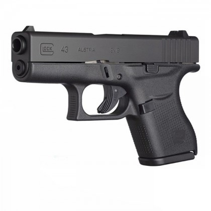 PISTOLA GLOCK 43 CALIBRE 9 MM PB