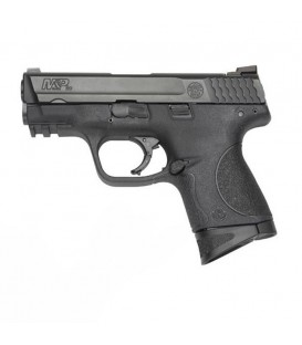 PISTOLA SMITH & WESSON M&P9 COMPACT CAL. 9MM PB (13 RDS)