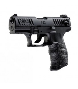 PISTOLA WALTHER P22Q CAL 22 LR