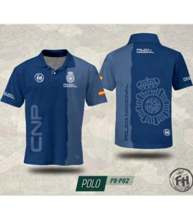 POLO FH CNP AZUL VERTICAL