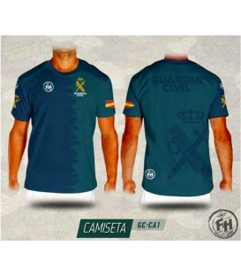 CAMISETA FH TECNICA GUARDIA CIVIL