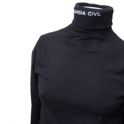 CAMISETA INTERIOR TÉRMICA CUELLO ALTO BORDADO GUARDIA CIVIL
