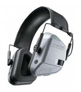 CASCOS ELECTRONICOS CHAMPION VANQUISH COLOR GRIS