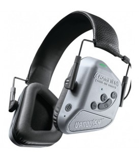 CASCOS ELECTRONICOS CON BLUETOOTH CHAMPION VANQUISH PRO ELITE COLOR GRIS