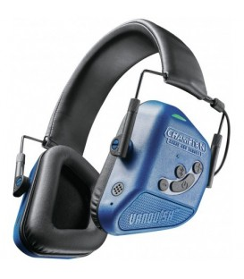 CASCOS ELECTRONICOS CON BLUETOOTH CHAMPION VANQUISH PRO COLOR AZUL