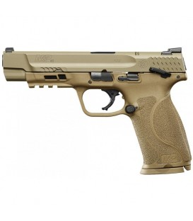 "PISTOLA SMITH & WESSON M&P40 M2.0 5"" - SEGURO MANUAL"