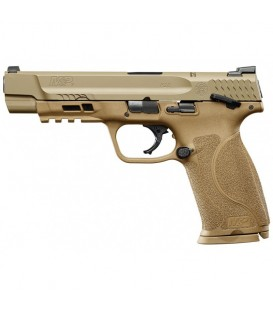 "PISTOLA SMITH & WESSON M&P9 M2.0 5"" - SEGURO MANUAL"