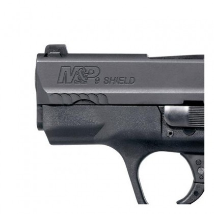 PISTOLA SMITH & WESSON M&P9 SHIELD M2.0 LASER ROJO