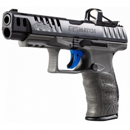 PISTOLA WALTHER Q5 MATCH COMBO