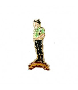 PIN GUARDIA CIVIL POLILLA