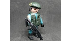PLAYMOBIL GUARDIA CIVIL GAR (GRUPO ACCION RAPIDA)