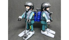 PLAYMOBIL GUARDIA CIVIL BUZO G.E.A.S