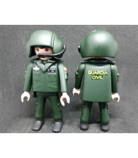 PLAYMOBIL GUARDIA CIVIL PILOTO HELICÓPTERO