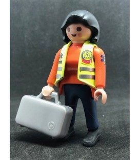 PLAYMOBIL SAMUR VOLUNTARIO