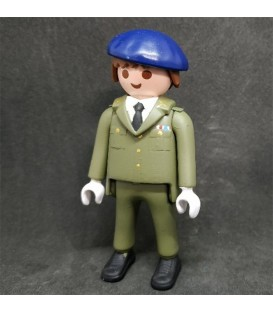 PLAYMOBIL GUARDIA REAL EJERCITO TIERRA