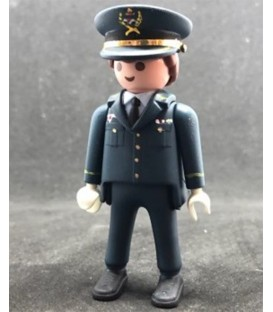 PLAYMOBIL OFICIAL EJERCITO AIRE HOMBRE
