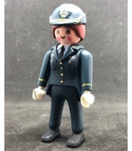 PLAYMOBIL OFICIAL EJÉRCITO AIRE MUJER