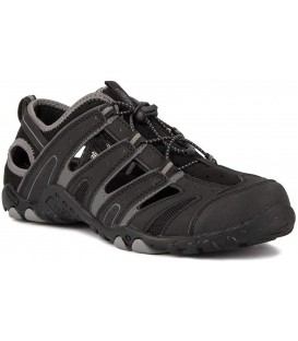 SANDALIAS HI-TEC TORTOLA ESCAPE BLACK/GREY