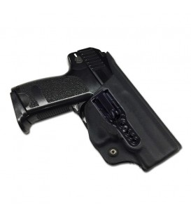 FUNDA INTERIOR (INSIDE) RADAR POLIMERO READY-FIT PARA HK USP COMPACT