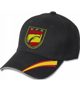 GORRA UPR COLOR NEGRO