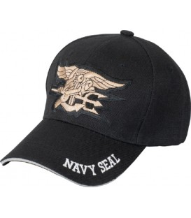 GORRA FBI COLOR NEGRO