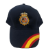 GORRA BORDADA ESCUDO COLOR CNP REGULABLE