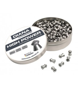 BALINES DIANA HIGH POWER 4.5 MM LATA 500