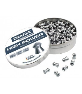 BALINES DIANA HIGH POWER 5.5 MM LATA 200