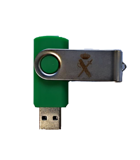 USB PENDRIVE ESCUDO GUARDIA CIVIL 8 GB