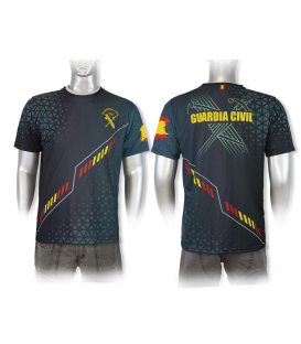CAMISETA TECNICA SUBLIMACION GUARDIA CIVIL