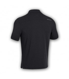 POLO DE MANGA CORTA UNDER ARMOUR POLIESTER COLOR NEGRO