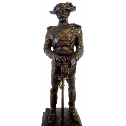 ESCULTURA GUARDIA CIVIL 1883