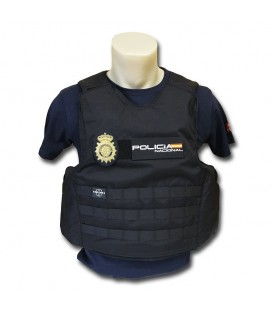 PACK CHALECO ENGARDE MT PRO + FUNDA MOLLE Y PARCHES CNP