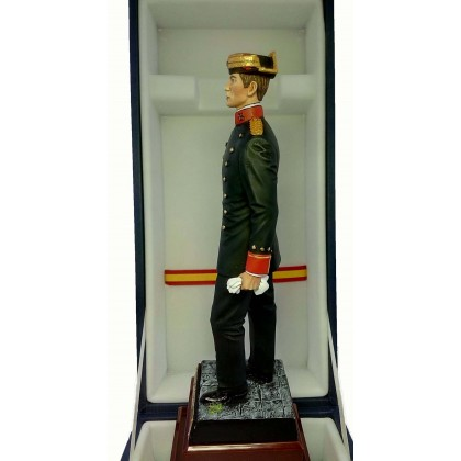 ESCULTURA GUARDIA CIVIL UNIFORMIDAD GRAN GALA