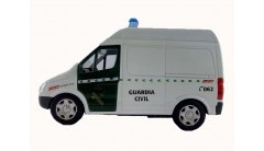 FURGONETA GUARDIA CIVIL BLANCA