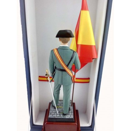 ESCULTURA SARGENTO GUARDIA CIVIL