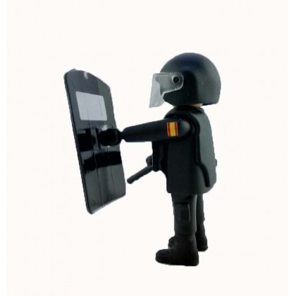 PLAYMOBIL GUARDIA CIVIL A.R.S