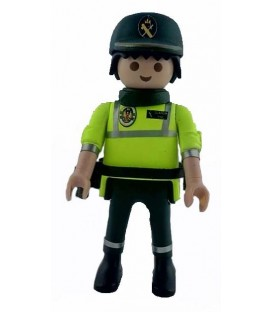 PLAYMOBIL GUARDIA CIVIL TRAFICO HOMBRE
