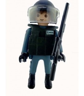 PLAYMOBIL GUARDIA CIVIL GRUPO UEI