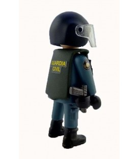 PLAYMOBIL GUARDIA CIVIL GRUPO U.E.I