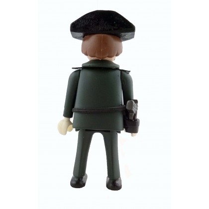PLAYMOBIL GUARDIA CIVIL UNIFORME DE PASEO HOMBRE