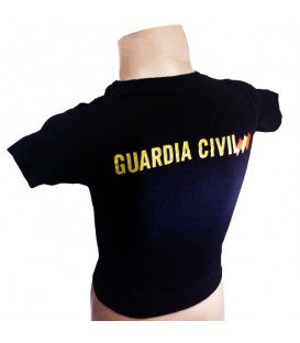 CAMISETA NIÑOS GUARDIA CIVIL