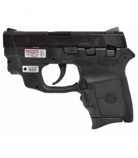 PISTOLA SMITH & WESSON BODYGUARD CON LASER VERDE