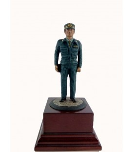 ESCULTURA GUARDIA CIVIL TRAJE 1989 - 2010